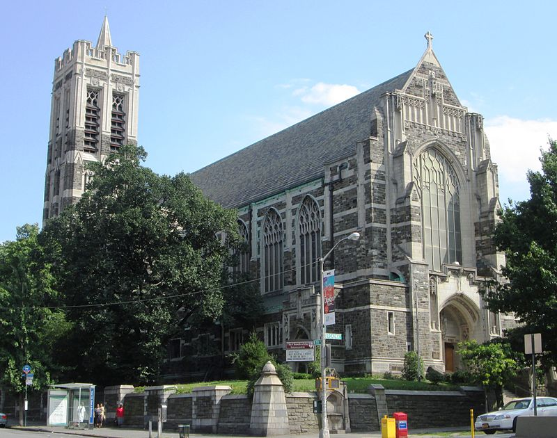 Church of the Intercession, New York