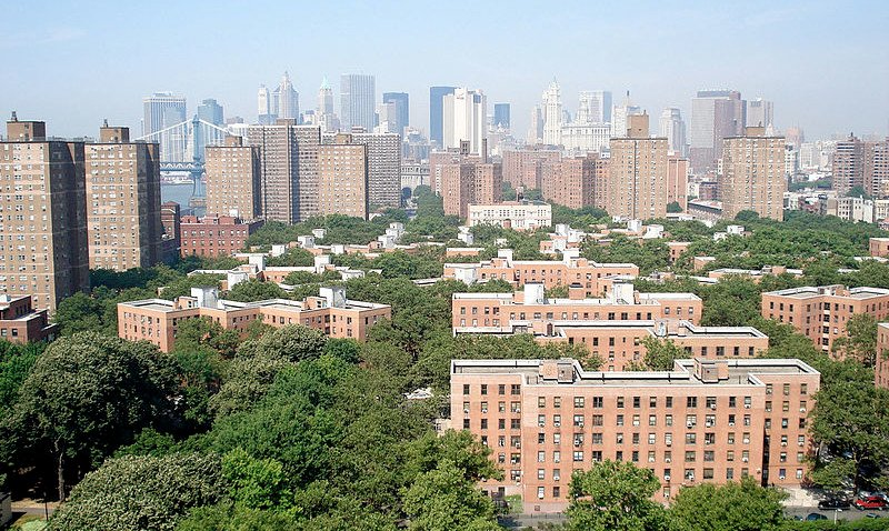 Early reports of market-rate towers coming to NYCHA sites on the Lower East Side and Chelsea