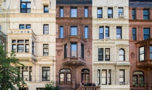 48 West 85th Street, Lehman banking family, outdoor space