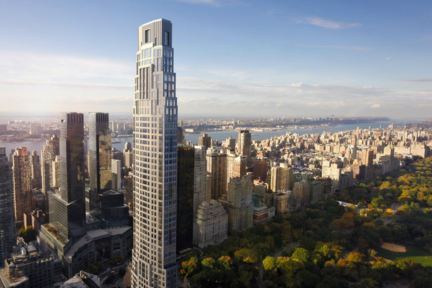 Hedge fund tycoon may be the buyer of 200m penthouse at for Things to do in central park today
