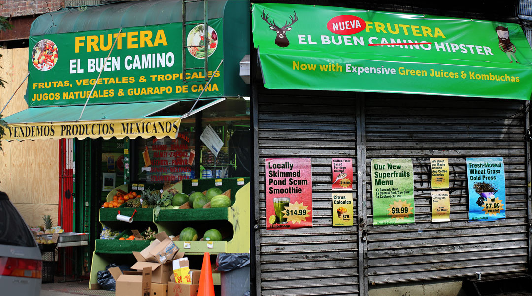 3880 Broadway, Punta Cana Restaurant, gentrification sale