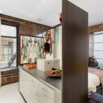 90 Hudson Street, Tribeca, loft, bedroom, co-op