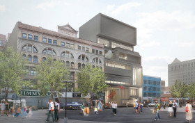 Studio Museum in Harlem, David Adjaye, Adjaye Associates, Thelma Golden, 125th Street