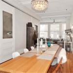 Union Square loft, Kimberly Peck, loft renovation, NYC interior design
