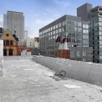 142 Watts Street, roof, tribeca