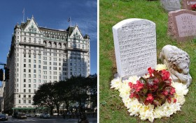 Plaza Hotel, Goldfleck the lion, Princess Elisabeth Vilma Lwoff-Parlaghy, Hartsdale Pet Cemetery