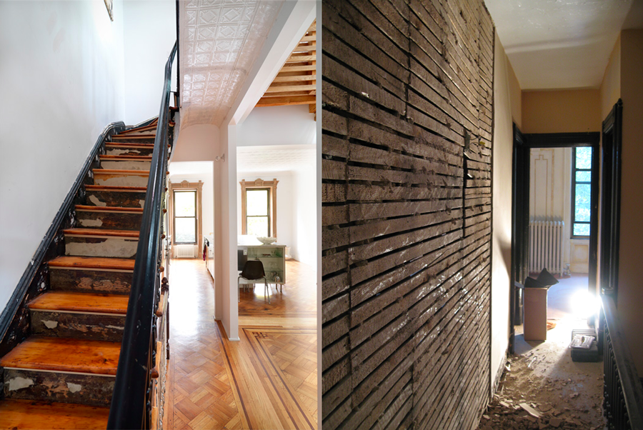 Bsc Architecture Simplifies A Park Slope Brownstone