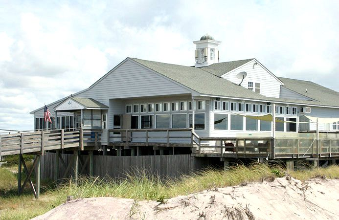 Casino Cafe, Fire Island, Hamptons