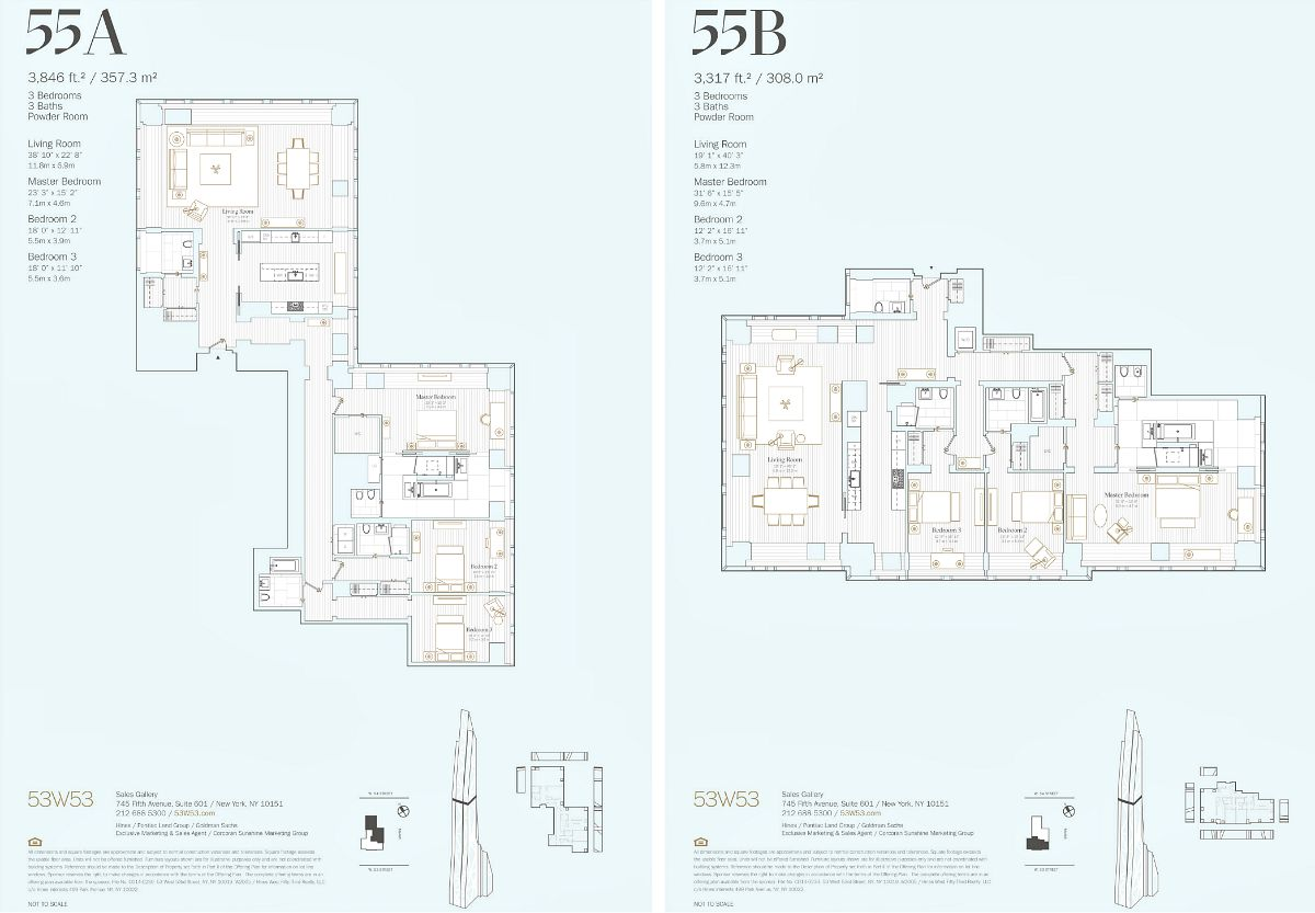 Revealed Floor Plans And Pricing For Jean Nouvel S Moma