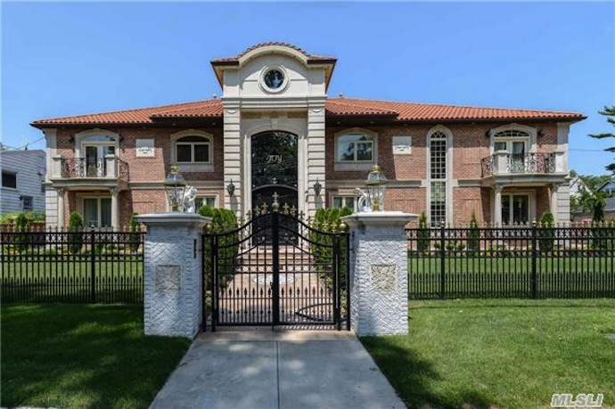 A Price Cut For A Gated Mansion In Jamaica Estates Queens