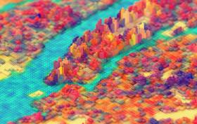 A LEGO NEW YORK