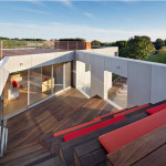 Amagansett, Long Island, Hamptons, Levenbetts, modern design, modern architecture, stacked architecture, long island modernism, long island architecture
