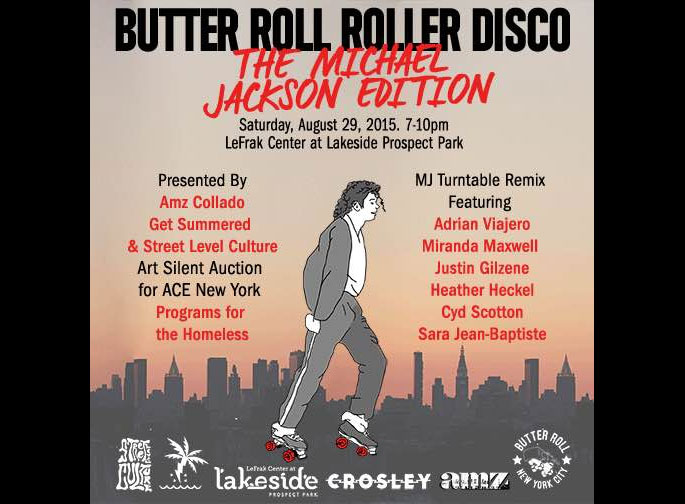 butter roll roller disco Michael jackson