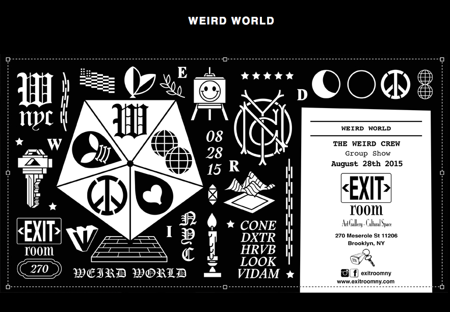 weird world nyc