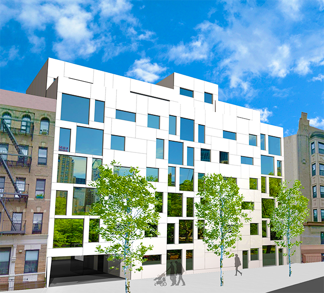 Construction update perch harlem manhattan 39 s first for Residential lease for apartment or unit in multi family
