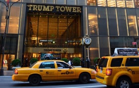 trump tower, nypd, trump tower security