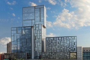 606 West 57th Street, TF Cornerstone, Hudson River, Pyramid, Arquitectonica, Bjarke Ingels, Construction, NYC rentals