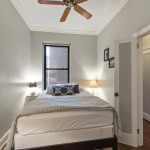 173 East 74th Street, bedroom, co-op