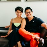 Carlos Alimurung and Alyssa Alimurung