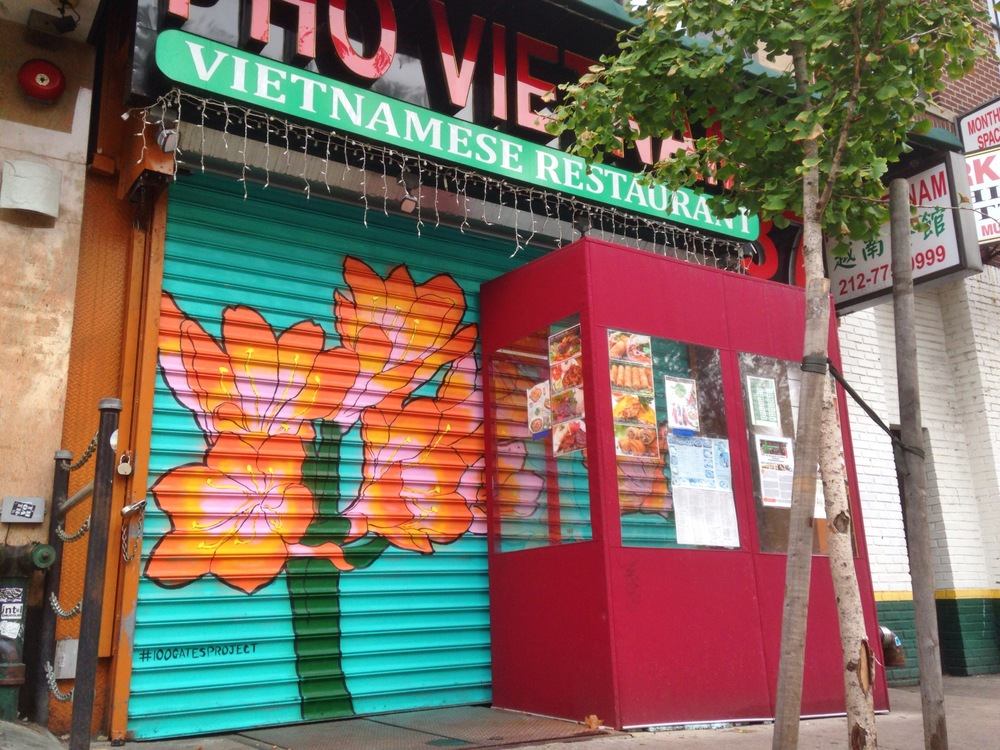 Pho Vietnam, 87 Chrystie Street , Antonio Chiu