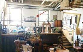 230 Franklin Street, Greenpoint, Loft, Loft Rental, Brooklyn Rental, Quirky Homes, Interiors, Cool Listings, Hipster Hoarders