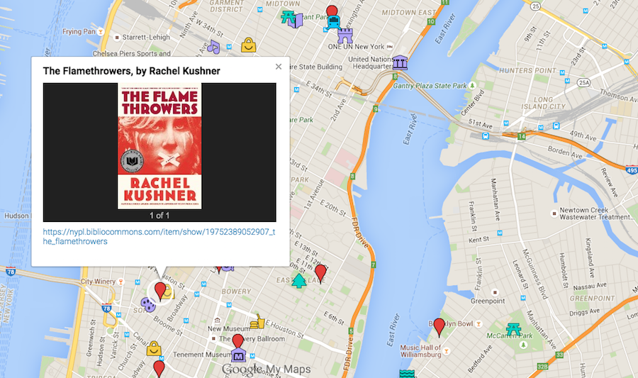 The NYPL is Mapping Books About NYC Neighborhoods; Add Your ...