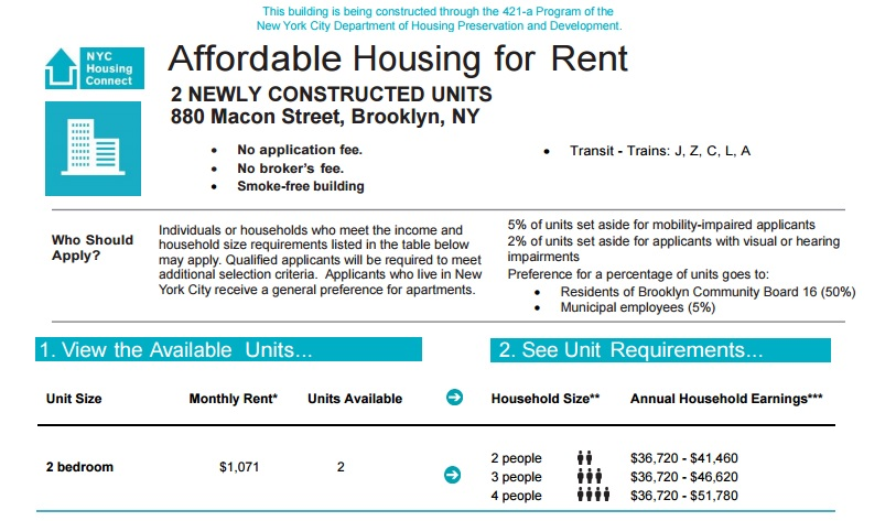 everything you need to know about affordable housing applying