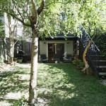 150 Dekalb Avenue, backyard, fort greene