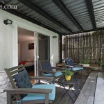 150 Dekalb Avenue, Fort Greene, backyard