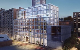 Savanna Fund, Morris Adjmi, 540 West 26th Street, West Chelsea, Morris Adjmi, NYC Development, Galleries New York