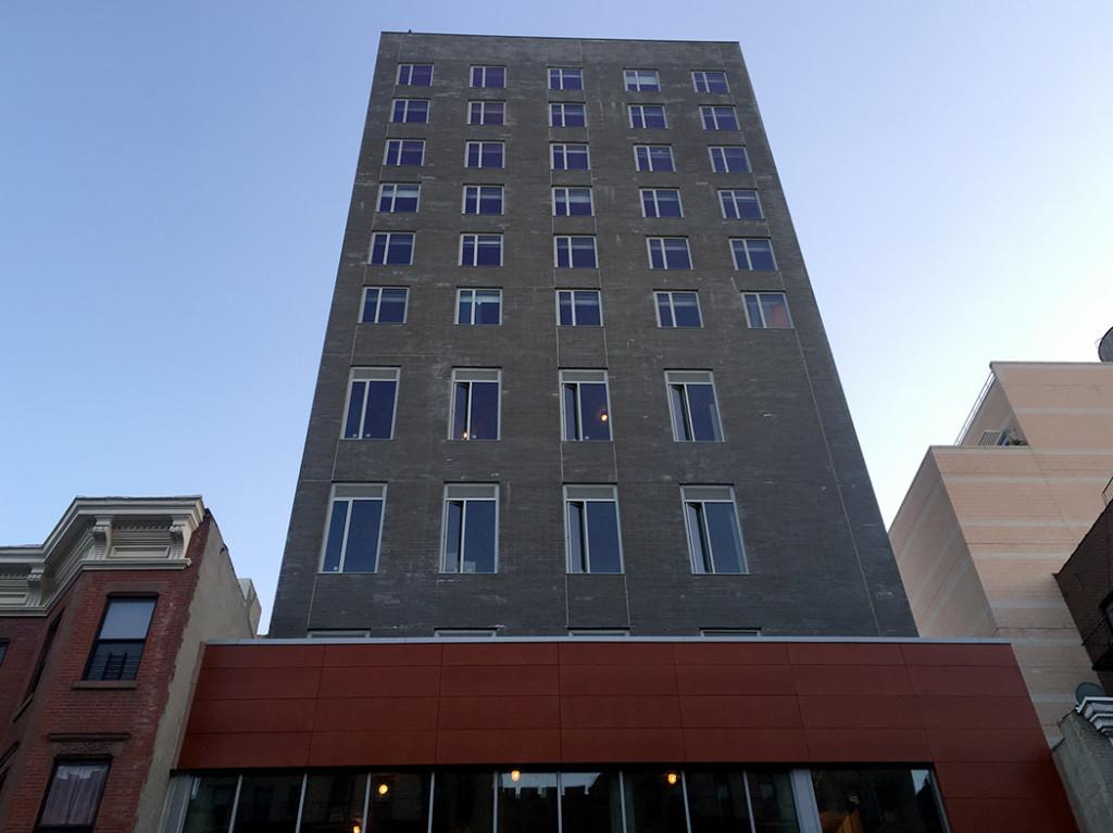 Hampton Inn Hotel in Pittsburgh at University Center