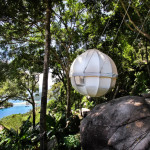 Cocoon Tree, suspended pod, treehouse