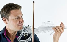 3Dvarius, 3D-printed violin, 3D-printing