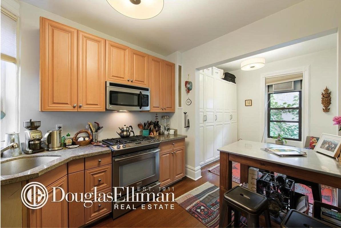 80 Charles Street, co-op, kitchen, West Village, dining room