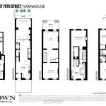 127 East 78th Street, Townhouse, Upper East Side, Townhouse Rental, Marilyn Monroe, Milton Greene, Celebrities