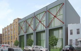 The AnX, Bushwick artist studios, Gene Kaufman
