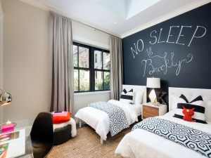 165 Columbia Heights, bedroom, carriage house,