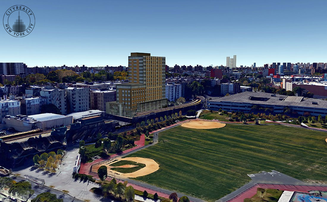 133 affordable units up for grabs near Yankee Stadium, from $548/month