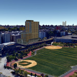 810 River Avenue, Yankee Stadium, South Bronx, Heritage Park, 161st Street, Bronx Development
