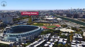 810 River Avenue, Yankee Stadium, South Bronx, Heritage Park, 161st Street, Bronx Development