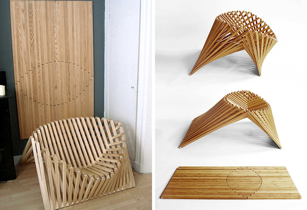 Robert Van Embricqs Sculptural Bamboo Rising Chair Find Mid Century Modern Furniture