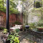 784 Carroll Street, Park Slope, co-op, backyard, Brooklyn, garden