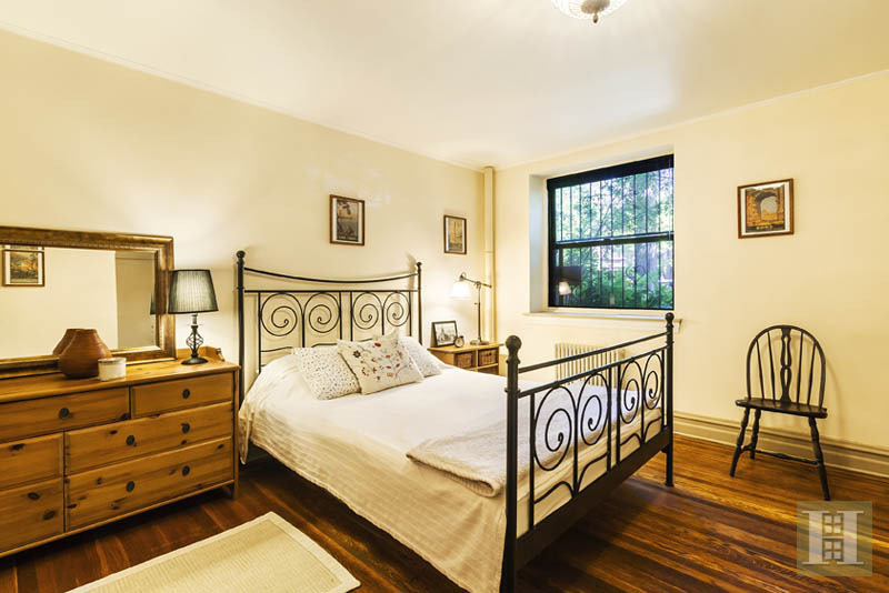 784 Carroll Street, bedroom, co-op, Brooklyn