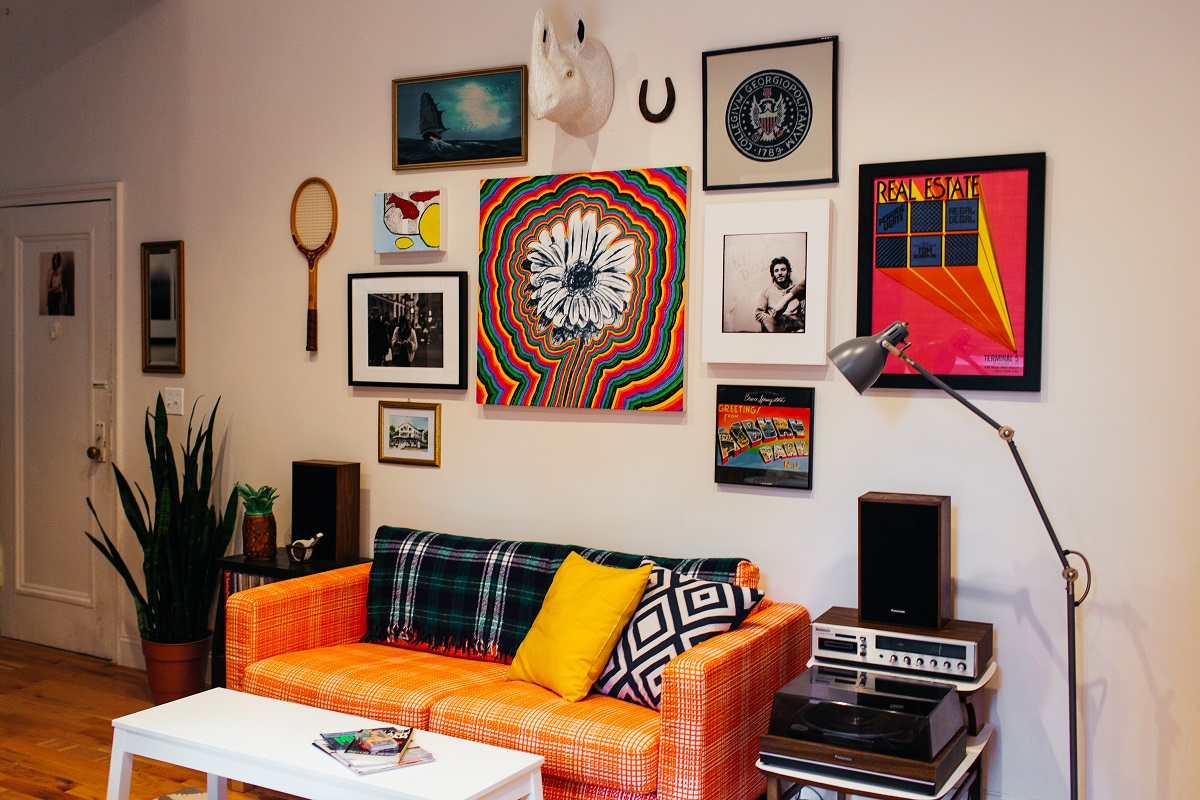 Studio Apartment Meaning my 350sqft: a modern bachelor opens up his creative and clever