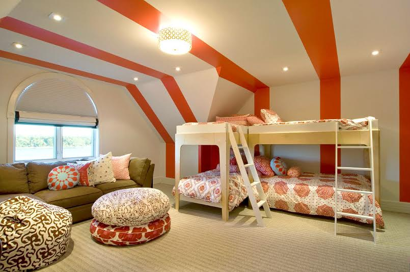 DHD Interiors Hamptons House Kids Room