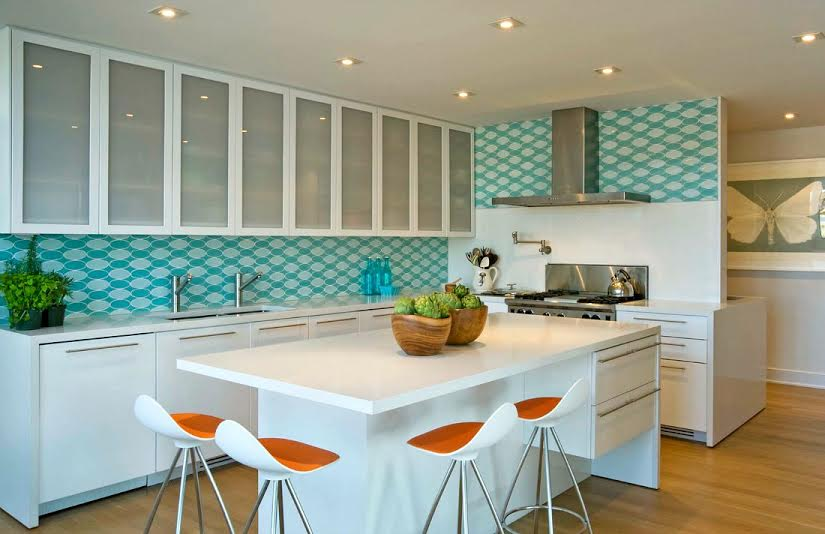 DHD Interiors Hamptons House Kitchen