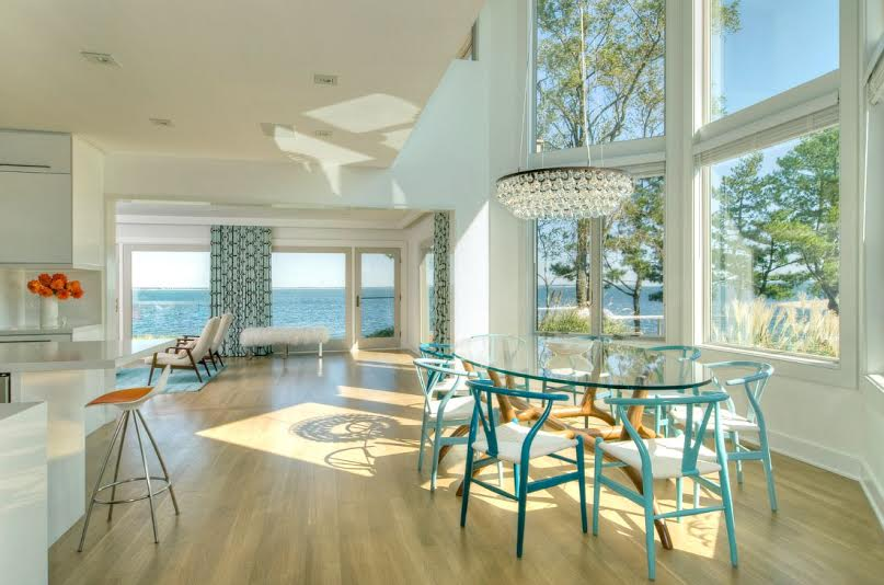 DHD Interiors Bring the Beach Back to This Hamptons Beach House