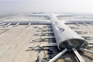 Shenzhen Baoan International-Airport by Studio Fuksas