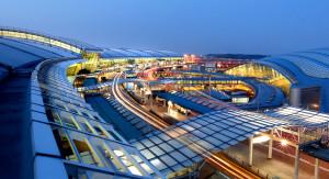 Incheon International Airport in Seoul