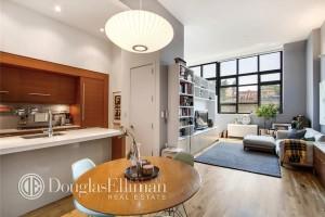 One Brooklyn Bridge Park, Brooklyn condos, 360 Furman Street, storage solutions